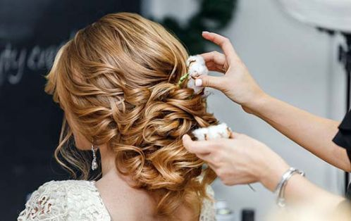 bridal hairstyles Amalfi