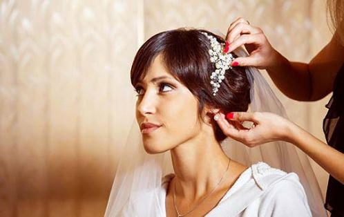 bridal hairstyles Ravello