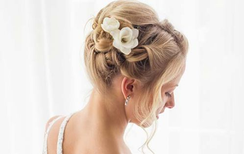 bridal hairdresser Ravello